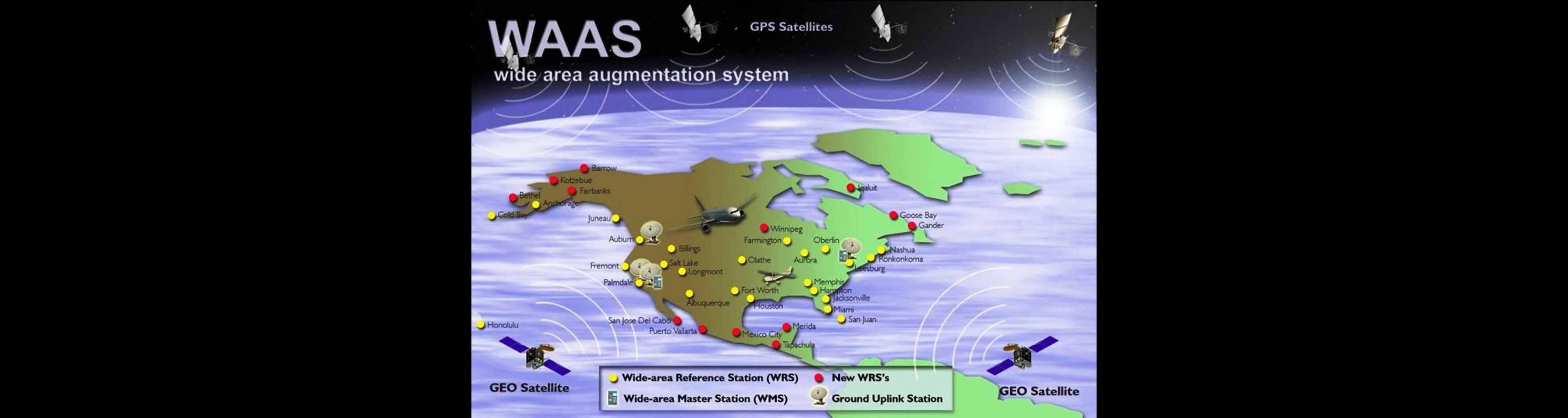 WAAS system for DGPS Receiver